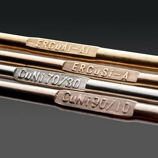 IMPA850415铜合金气焊条Uncoated gas welding rod of h